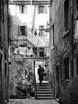 """""""Gente del Nord"""", Venezia, anni '50"""