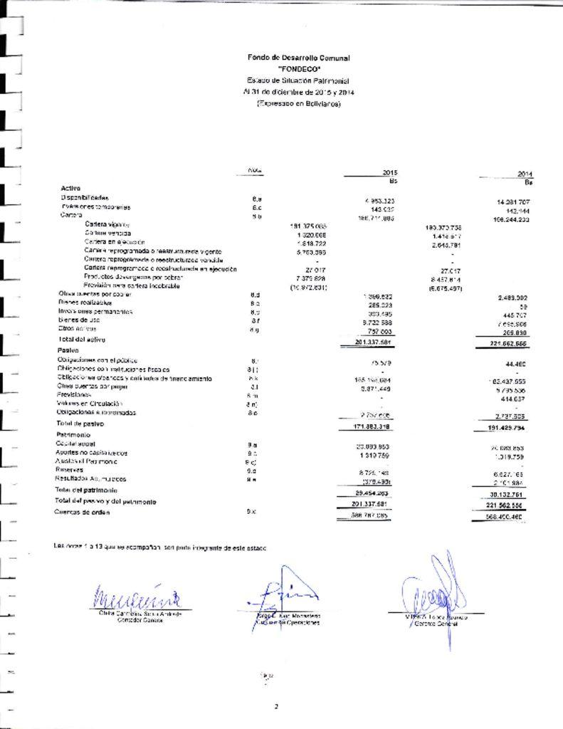 thumbnail of EEFF Financieros Auditados (2015_2014)
