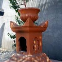 A Symbol of wealth on our entrance- Vastu for Tulsi Maadam