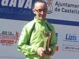 Joan Miguel queda 1er de categoria i 6è de la general a la mitja de Gavà