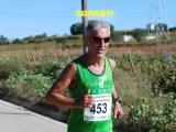 2 atletes a la mitja del Delta del Prat
