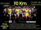 Els 10k de Vilanova el poper 19 de maig