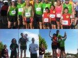 Juan Miguel 2on de la general i Rachid 1er de categoría als 10k de Cubelles on van corre 9 atletes i 1 a Igualada