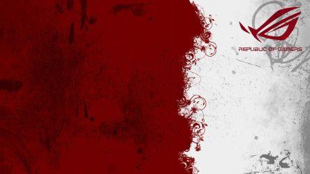 Fondos de pantalla rojo y blanco FondosMil