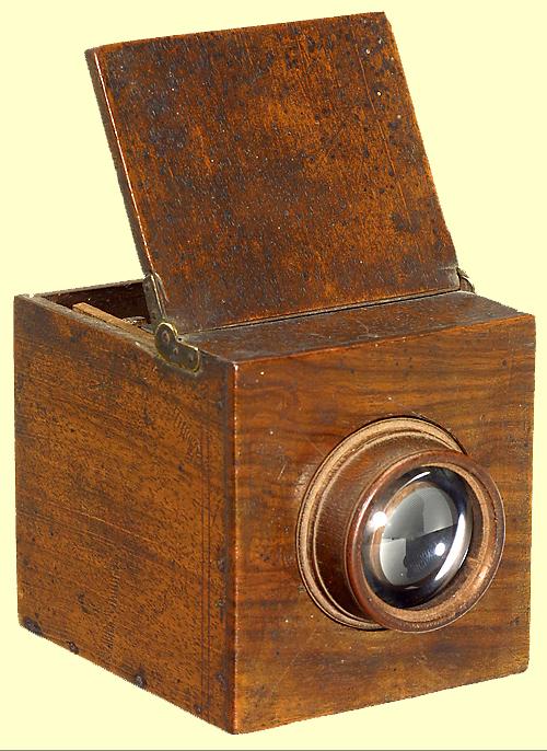L Histoire De L Appareil Photo : histoire, appareil, photo, Appareils, Photos, D'hier,les, Progrès, L'histoire