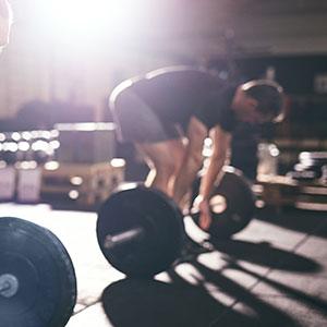 Fitness Workspace Gym Training