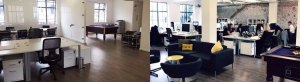 True Agency co-working space fonentry bookings
