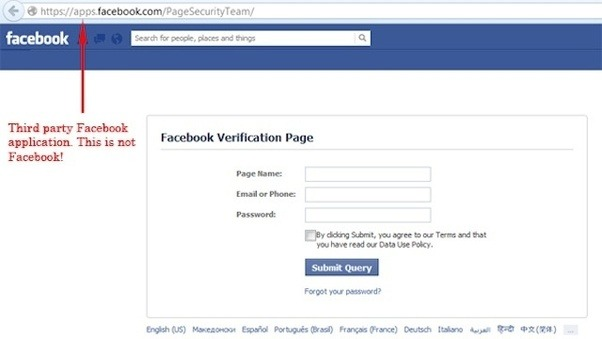 Method #4: Hack Facebook Account Online for Free Using Phishing