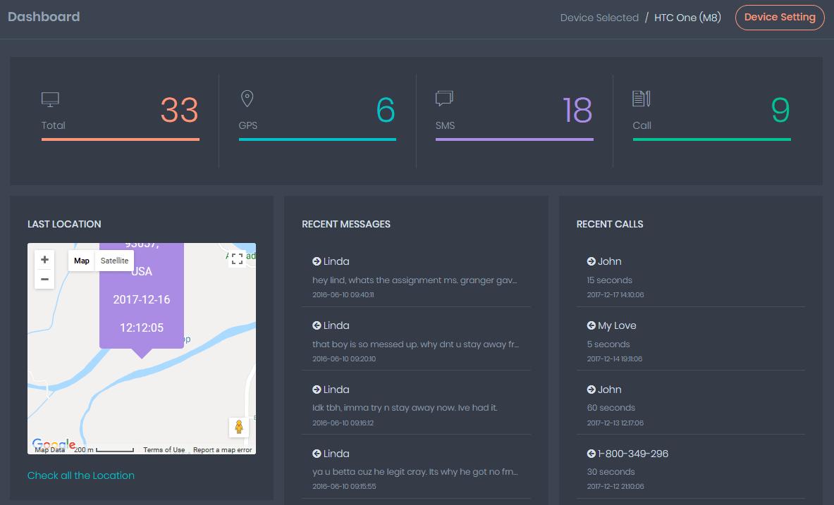 #3 Phone Tracker
