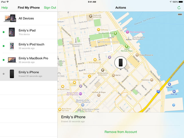 Part 1: How you can effectively track iPhone without any app