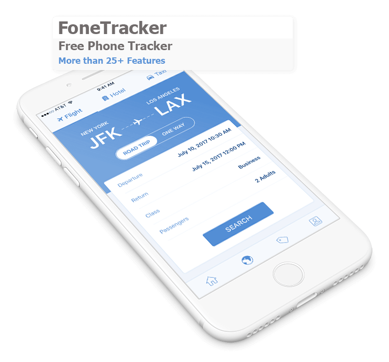 FoneTracker: Mobile Tracker Free - Cell Phone Tracker App