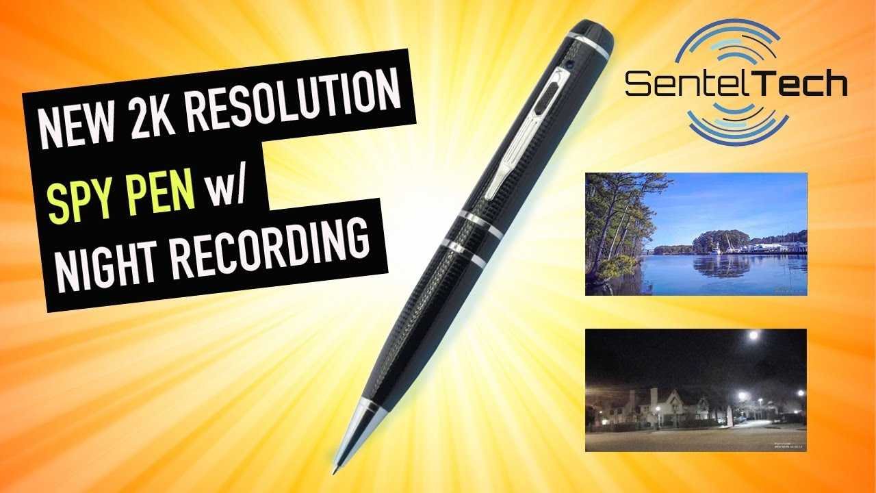 Top 10 Best Selling Spy Pen Camera in the Market