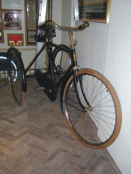 driewieler ca. 1905