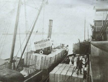 verscheping NI ca. 1915