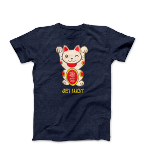 Get Lucky Cat T-Shirt