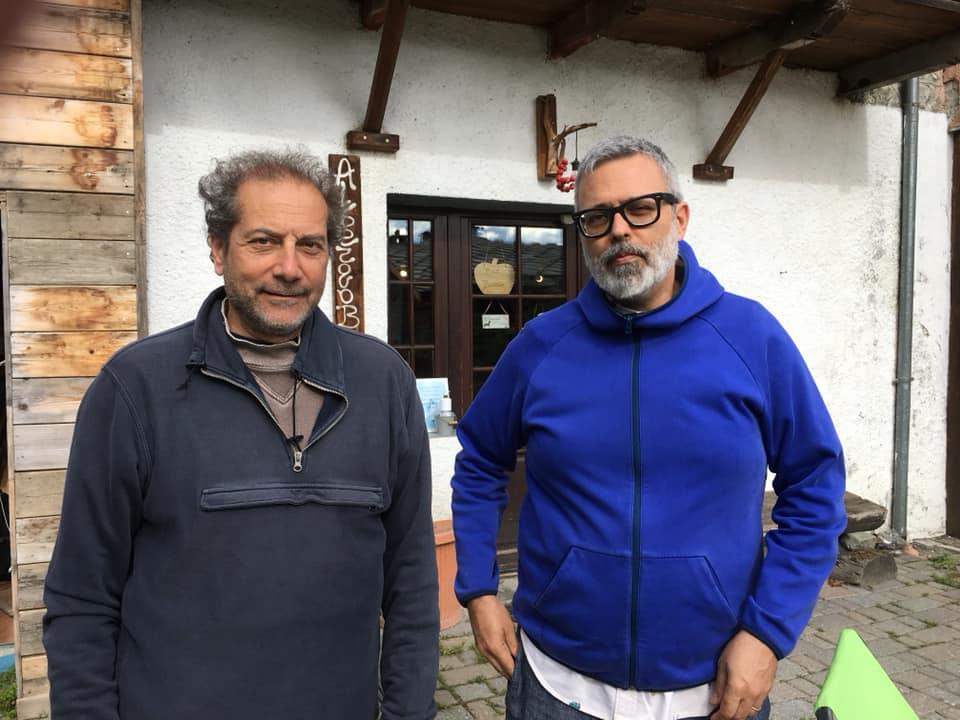 CHAMOISic - GIAN LUCA FAVETTO E FRANKIE HI NRG MC