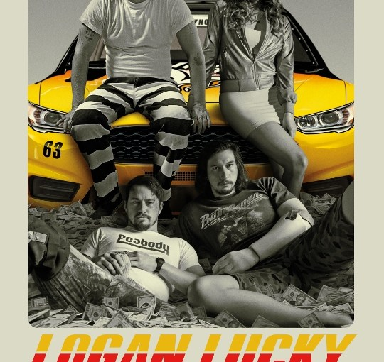 Win a Pass for 2 to See Logan Lucky in Richmond!