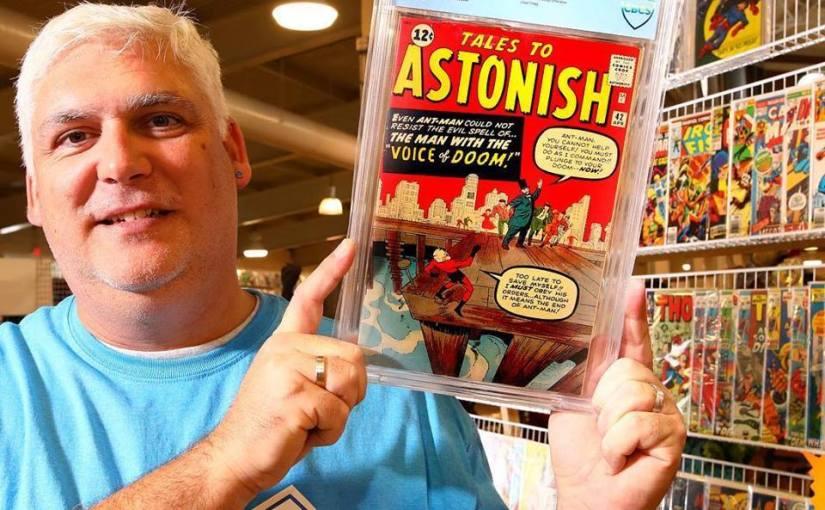 Collectors Attic Will Be At VA Comicon November 20th!