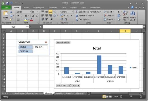 Excel 2010 + PowerPivot (5/5)