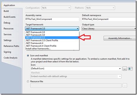 RTF to Text usando Custom Assembly no SSRS 2008 R2 (2/4)