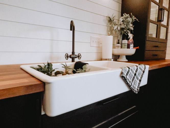 An Honest Review of My IKEA Kitchen Remodel - Fontaine Farmhouse