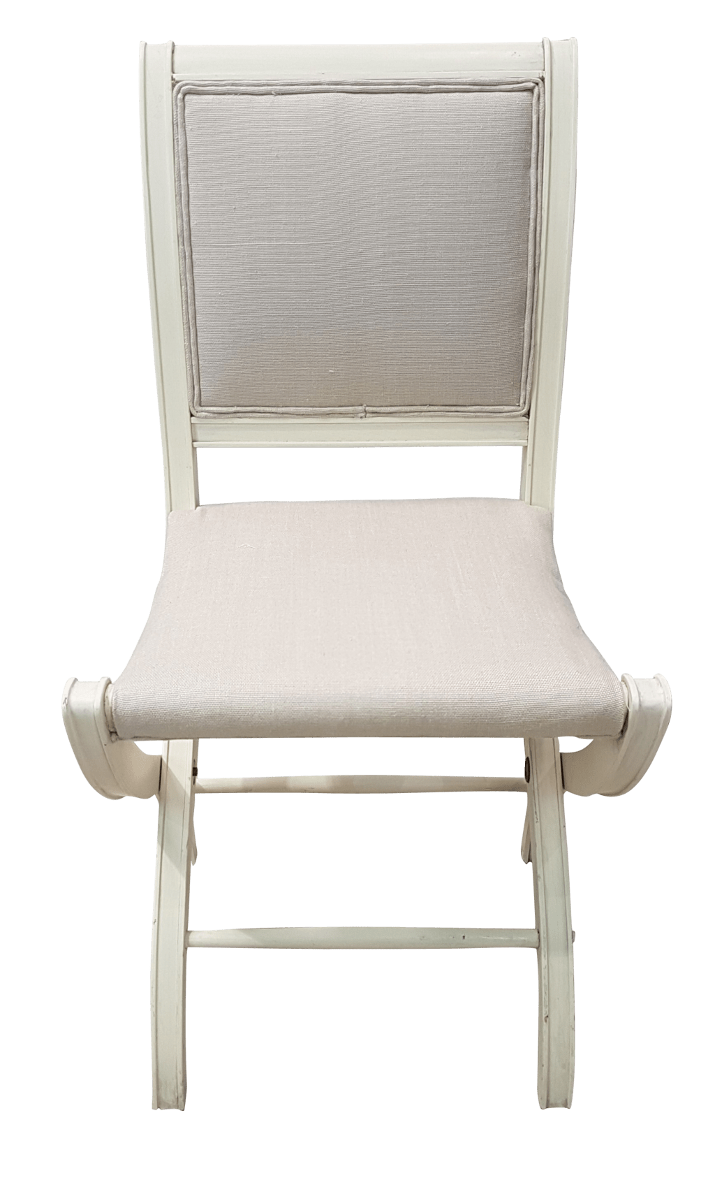 Upholstered Folding Chairs Set Of Eight Upholstered Folding Chairs Fontaine Decorative