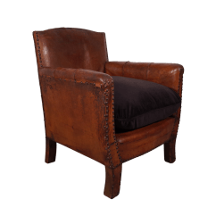 Small Leather Club Chairs Folding Futon Chair Bed With Velvet Cushion  Fontaine