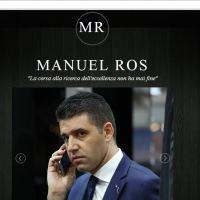 Manuel Ros: la corsa alla ricerca dell'eccellenza non ha mai fine - 1ª puntata
