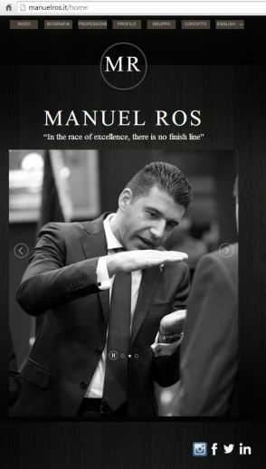 Manuel Ros - In the race of excellence, there is no finish line (2)