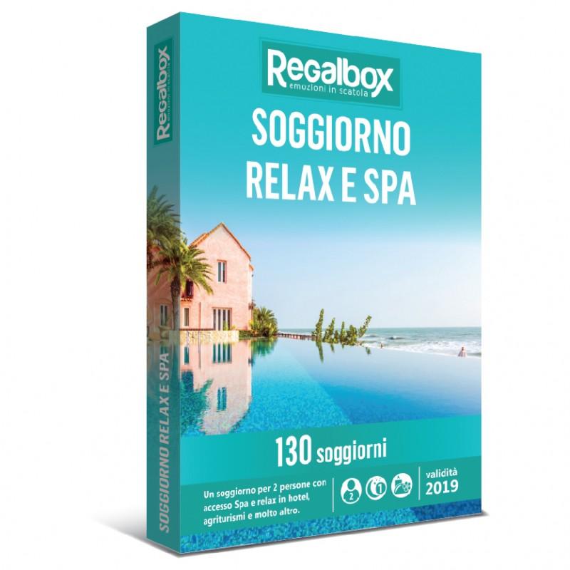 Soggiorno relax e Spa  FontanaFontana