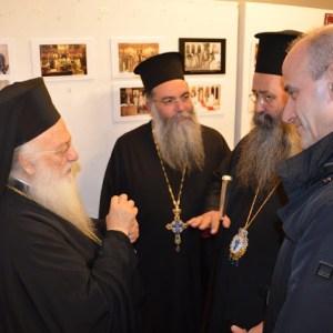 2018 Έκθεση φωτογραφίας για τα 40 χρόνια Καθεδρικός Ιερός Ναός Θείας Αναλήψεως Κατερίνης 11