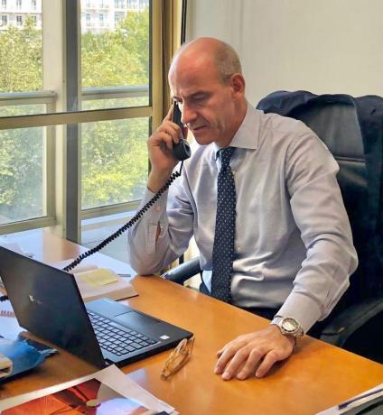 Με τον Υπουργό Τουρισμού επικοινώνησε ο Φ. Μπαραλιάκος