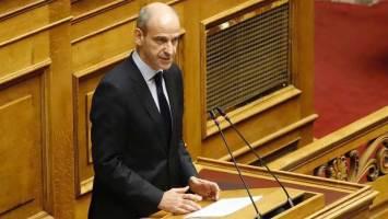 Φώντας Μπαραλιάκος στη Βουλή «Οι επενδύσεις καταλύτης για την ολική επαναφορά της οικονομίας»