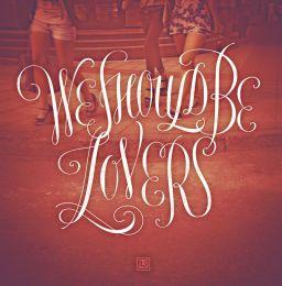 weshouldbelovers