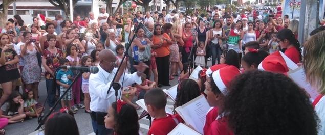 Desfile e cantata abrem programação de Natal em São Pedro da Aldeia nesta sexta