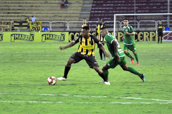 Cabofriense leva a pior e perde por 3 x 2 para o Volta Redonda no Carioca