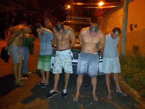 Integrante de quadrilha de roubo a bancos e caixas eletrônicos é preso em Búzios