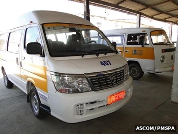 Vistoria de transporte escolar em São Pedro inicia na próxima semana