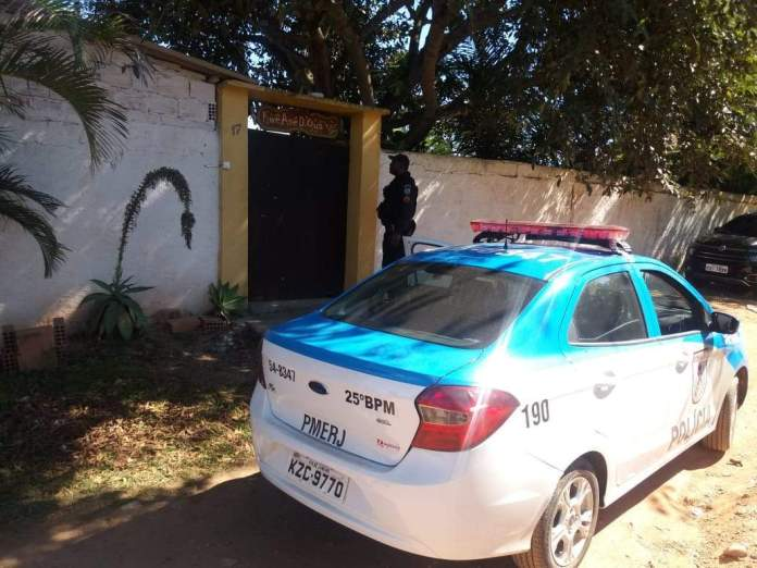Polícia busca informações sobre apedrejamento de terreiro de candomblé em Búzios