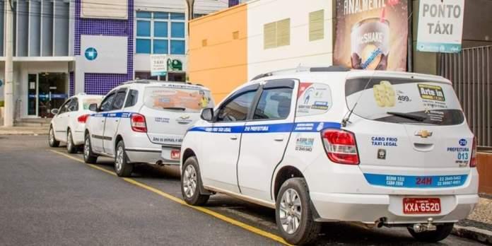Taxistas de Cabo Frio que justificaram ausência em vistoria devem se apresentar