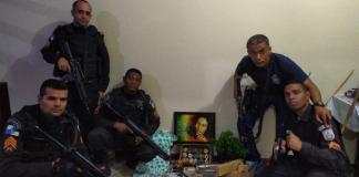 Um homem foi preso por tráfico de drogas na madrugada dessa sexta-feira (12) no bairro Jacaré, em Cabo Frio