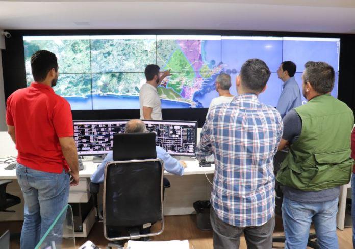 A Prolagos promoveu nessa terça-feira (10), um encontro com agentes da Secretaria de Meio Ambiente de Iguaba Grande, com a proposta de trocar experiências e conhecimento.