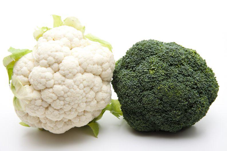 Couve flor contra o cancer de prostata 2 - Conheça os 7 Alimentos Que Auxiliam na Perda de Peso