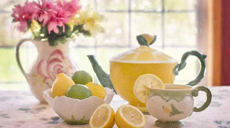 tea with lemon 783352 960 720 - Chás que Emagrecem: Descubra Como Funcionam!