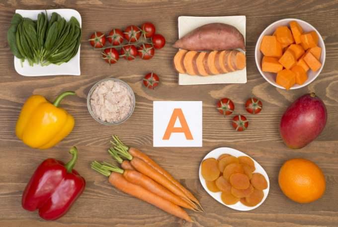 vitamina A - O Poder das Vitaminas Para a Saúde