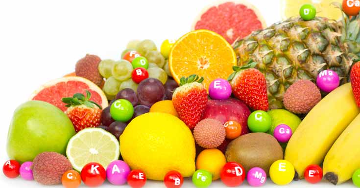 vitaminas 4 - O Poder das Vitaminas Para a Saúde e Consumo dos Alimentos