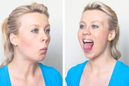 emagrecer o rosto 3 - Emagrecer o Rosto:  Exercícios Infalíveis Bochechas e Papada!