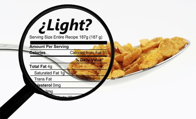 light 3 - Light, Diet e Zero: Quais as Diferenças Entre Esses Alimentos?
