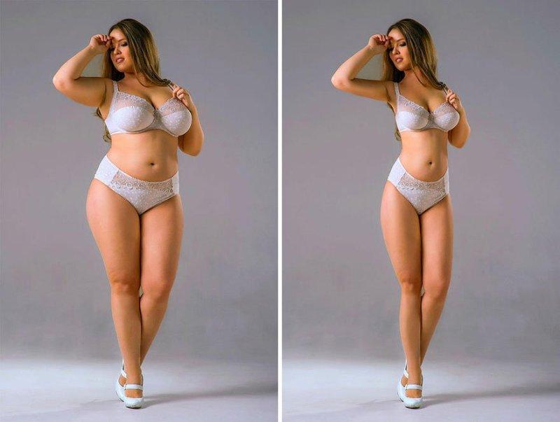 mulher magra e mulher gorda - Dieta Dukan: O que é? Funciona? Veja Cardápio Simples e Fácil!