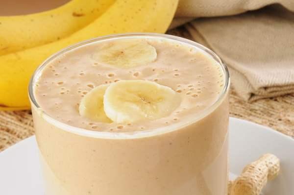 vitamina banana - Vitamina Para Ganhar Massa Muscular: Veja Várias Receitas!